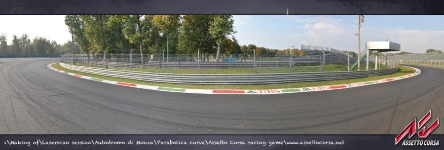 Assetto Corsa Features Autodromo Di Monza, New Screenshots Released #20604