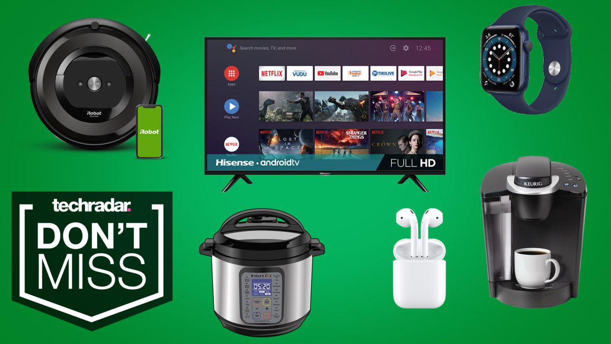 New Year's sales 2021: the best deals from Walmart, Best Buy, and Amazon
