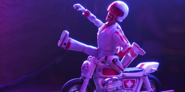 Yes, Canadian Pixar Animators Were Obsessed With Working On Keanu Reeves' Duke Caboom - CINEMABLEND