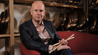 a portrait of philip selway