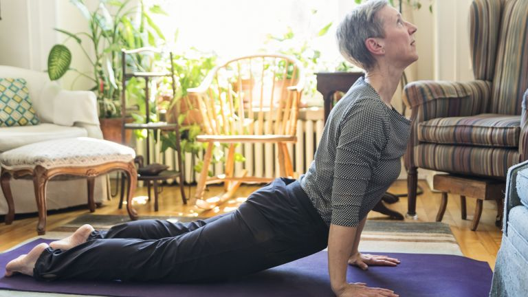 Follow this morning yoga routine for the best start to your day