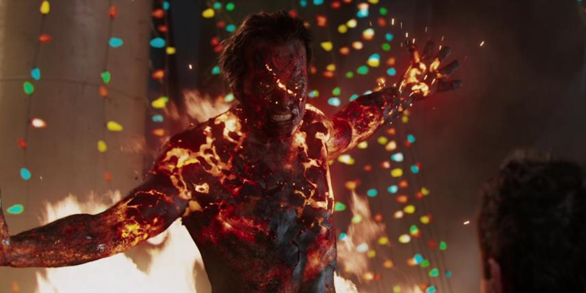 Guy Pearce as Aldrich Killian in Iron Man 3