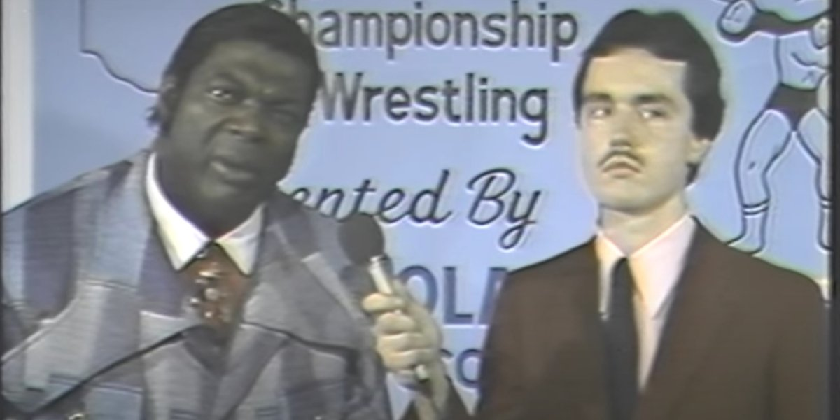 Bobo Brazil on Ohio Championship Wrestling