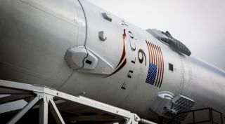 SpaceX Falcon 9 Rollout