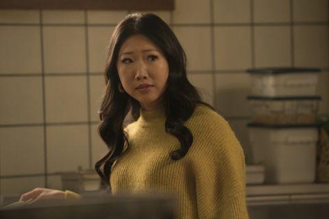 Shannon Dang as Althea Shen. (Image: The CW)