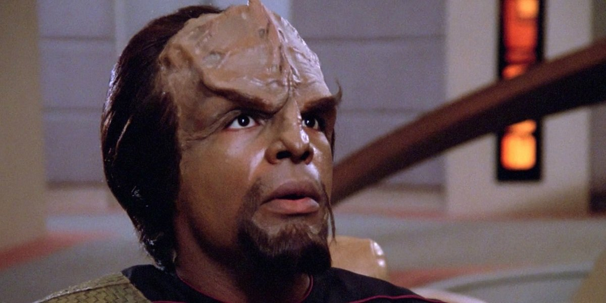 Worf Star Trek: The Next Generation