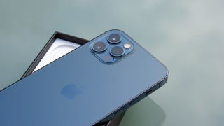 iPhone 12 Pro Test