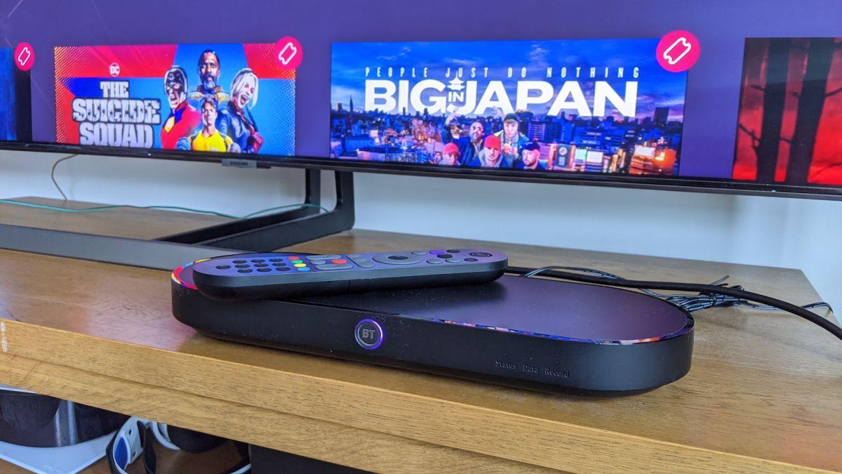 Picture - BT TV Box Pro review