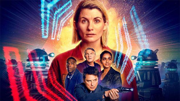 Doctor Who Revolución de los Daleks