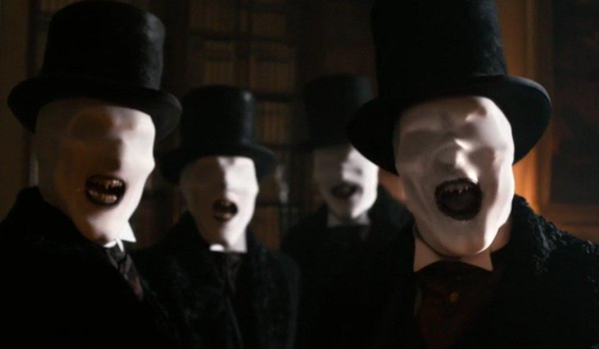The Whisper Men Doctor Who