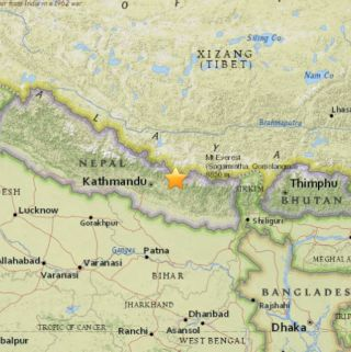 A 7.3-magnitude aftershock struck Nepal on May 12, 2015.