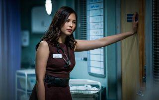 Crystal Yu talks Casualty