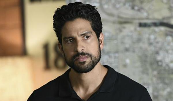Criminal Minds Adam Rodriguez Luke Alvez CBS