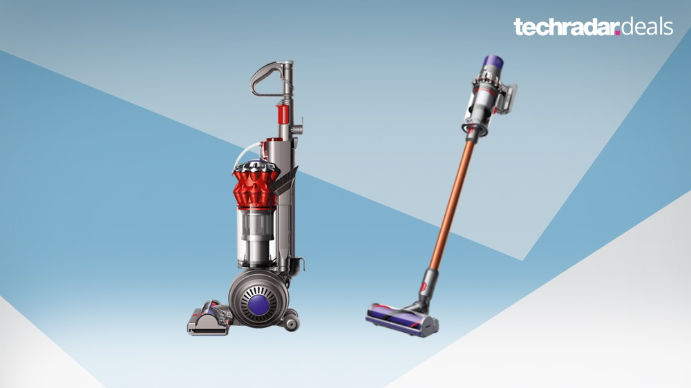The cheapest Dyson sales, offers and deals for vacuum cleaners in