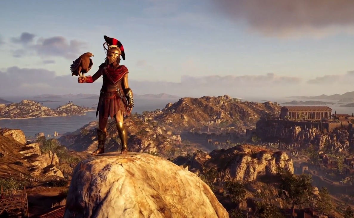 Assassin S Creed Odyssey Wanted Actors Who Are Greek Or Have