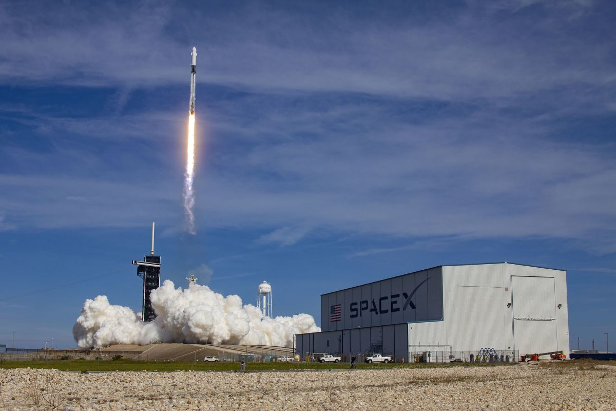 SpaceX to launch dozens of satellites on Transporter-1 flight Friday and you can watch it live