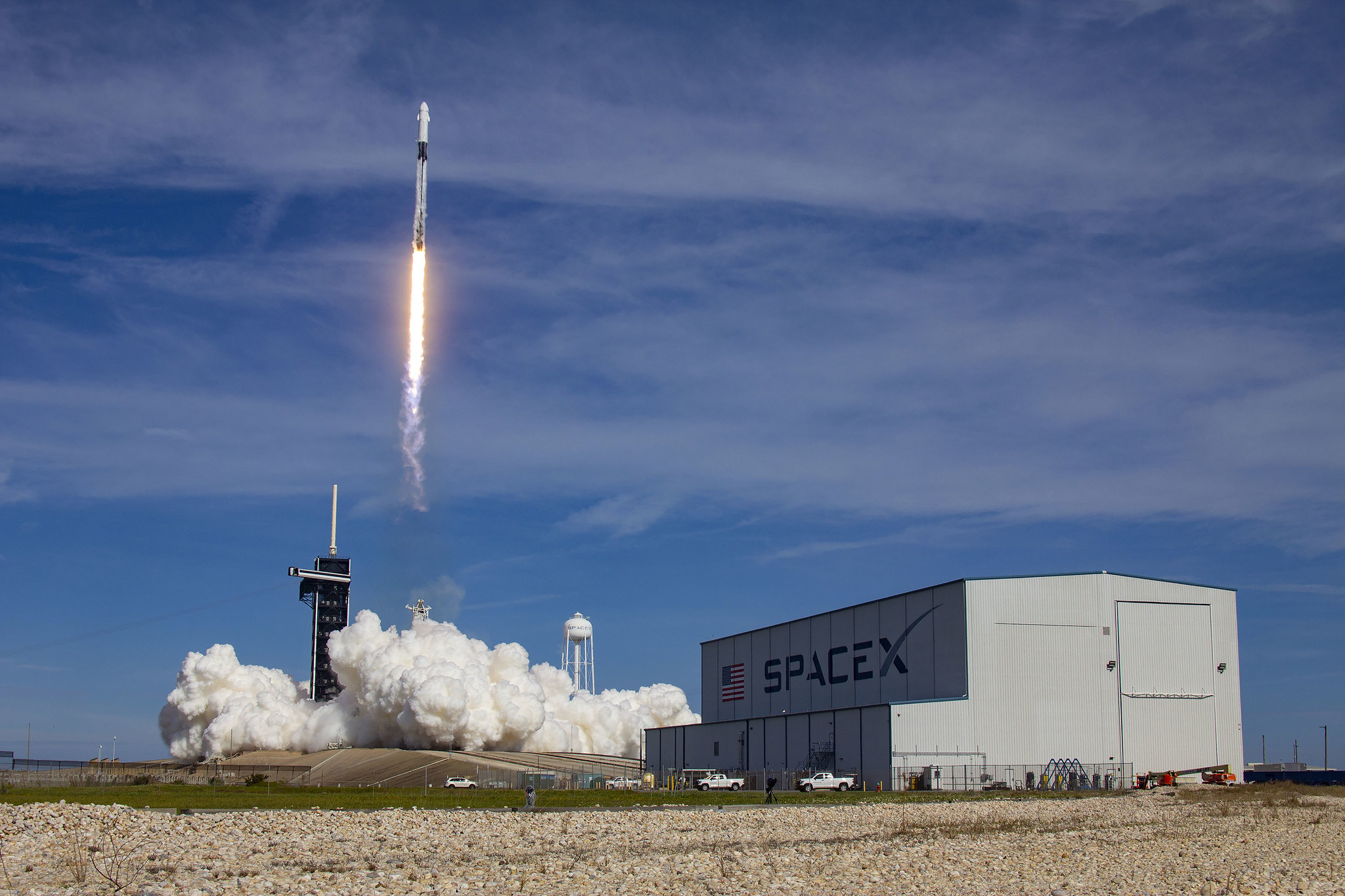 SpaceX to make new record