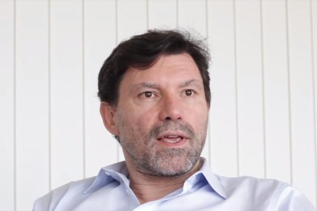 UCI doctor and scientific advisor Dr Mario Zorzoli (Photo: UCI) .
