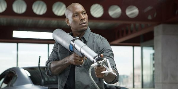 Tyrese Gibson in Fast & Furious