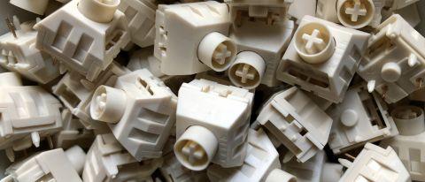 Kailh x NovelKeys Box Cream Mechanical Switches