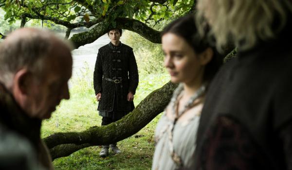 Game of Thrones Isaac Hempstead Wright Bran Stark Aisling Franciosi Lyanna Stark Wilf Scolding Rhaeg