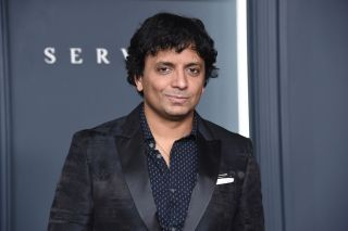 Director M. Night Shyamalan.