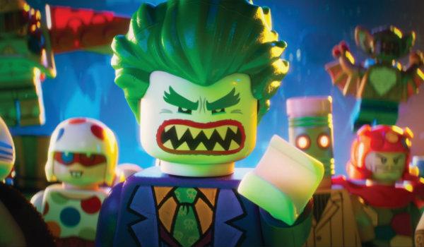 zach galifianakis joker the lego batman movie