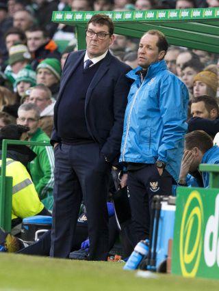 Celtic v St Johnstone – William Hill Scottish Cup – Fifth Round – Celtic Park