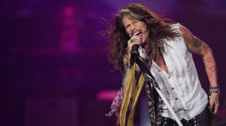 A picture of Steven Tyler