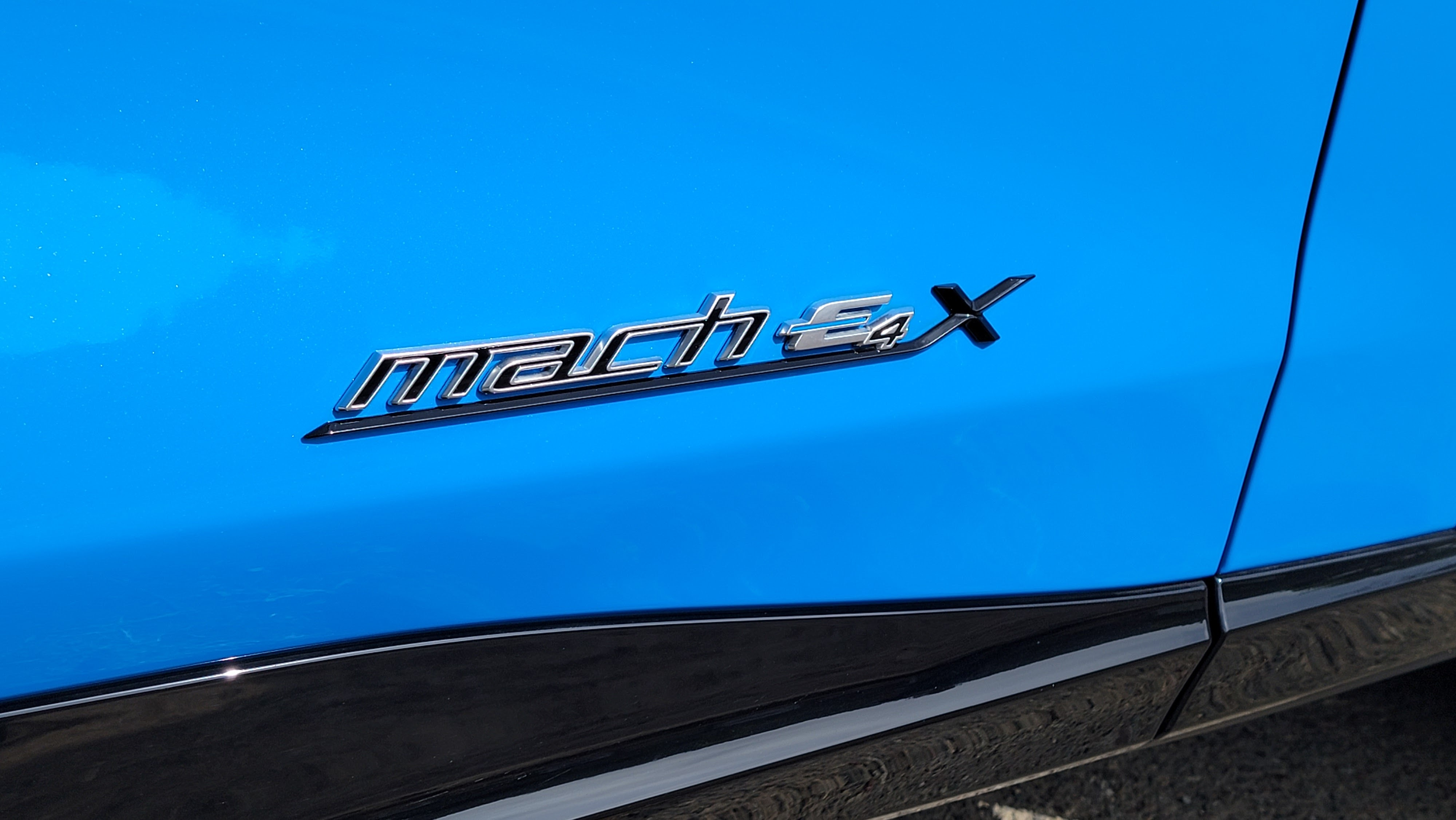Mustang Mach-E GT