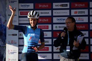 Lizzie Deignan (Trek-Segafredo) at the Women's Tour 2021