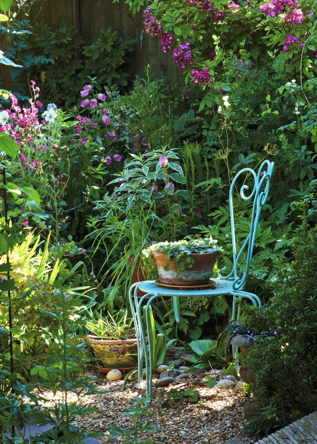 Shade Gardens 10 Planting Ideas And Design Tips For Success Real Homes