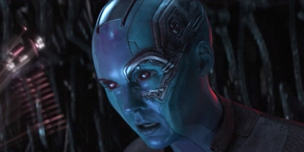 Nebula in Infinity War