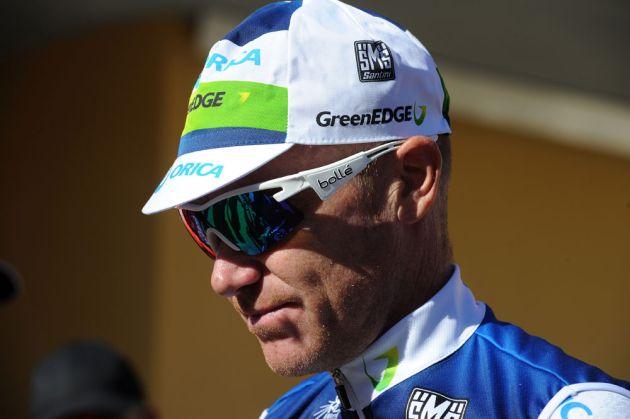 Stuart O'Grady, Trofeo Campos, Majorca, February 2013