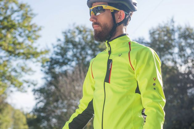 Bontrager RXL Convertible Softshell Jacket review - Cycling Weekly 760214429