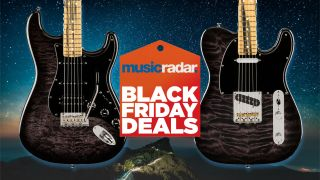 Fender drops a limited-edition Pale Moon Stratocaster HSS and Telecaster in time for Black Friday