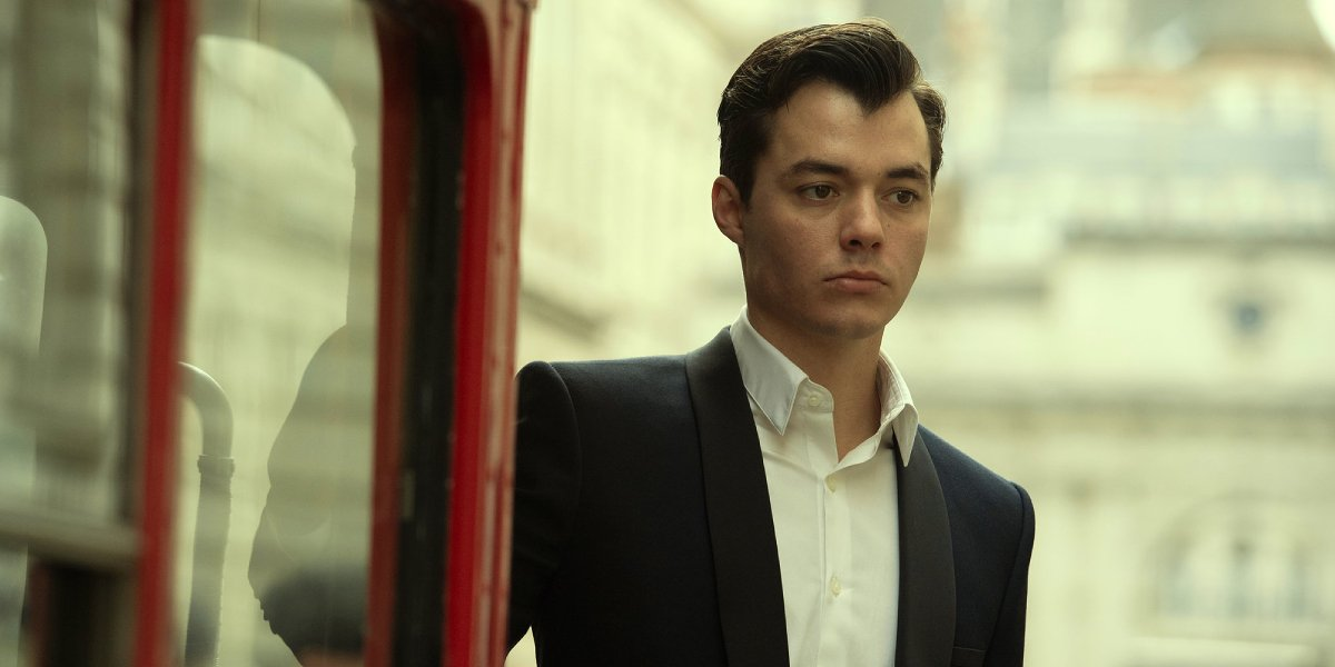 Jack Bannon on Pennyworth