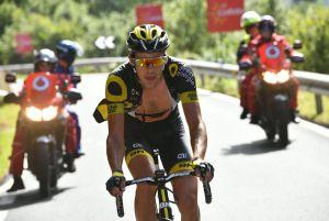 BMC's Darwin Atapuma takes Vuelta lead after classy win by Lilian Calmajane