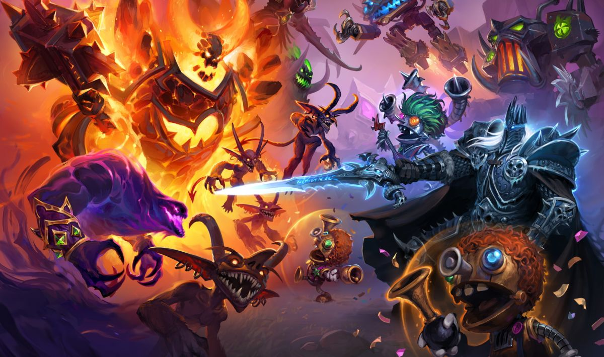 The latest Hearthstone update is a mess, Blizzard hopes to have a patch next week