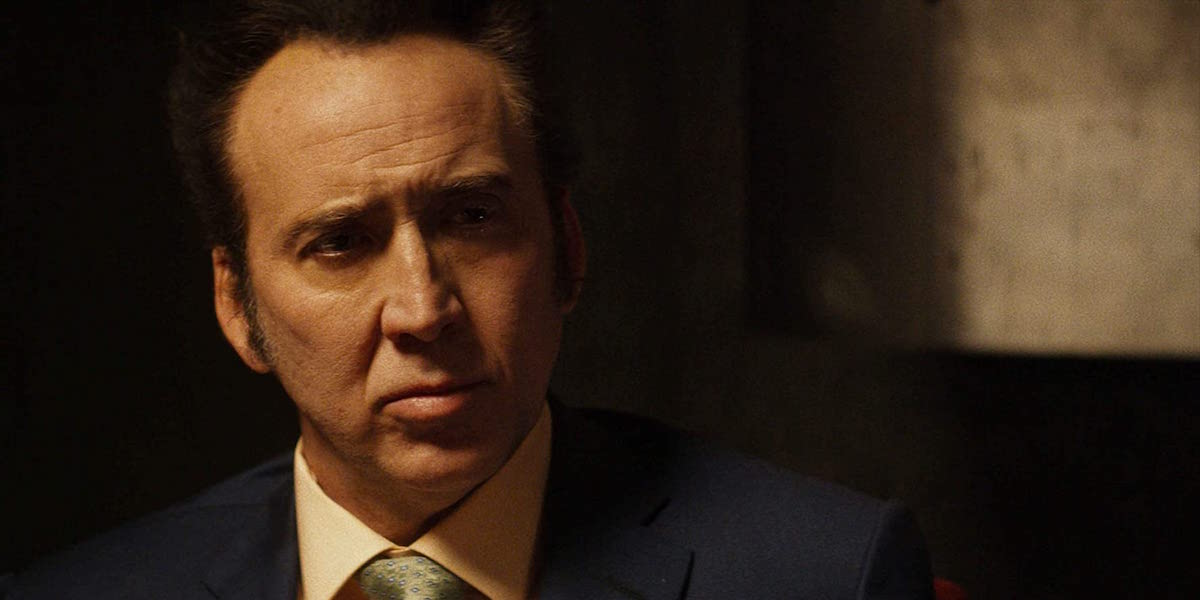 Nicolas Cage in Dog Eat Dog