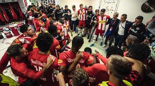 Red Bull Salzburg Champions League
