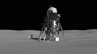 Lockheed Martin's Proposed Lunar Lander
