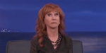 Kathy Griffin's Severed Donald Trump Head Picture Just Cost Her A Major TV Gig