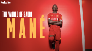 The Liverpool forward is African Footballer of the Year, a Champions League winner, and an integral part of the Reds' Premier League challenge. This is his story