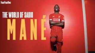 Sadio Mane, Liverpool