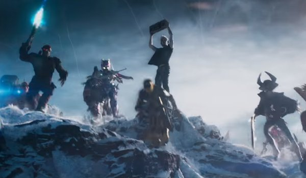 The Battle Of Castle Anorak In Ready Player One