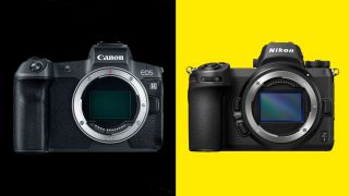 Mirrorless war: Canon EOS R outsells Nikon Z7 two-to-one in Japan