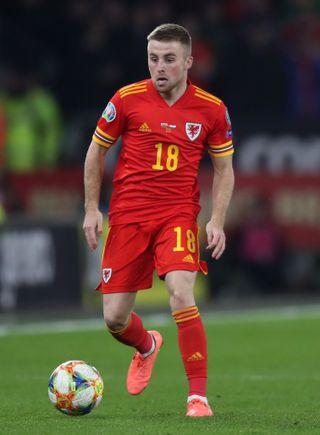 UEFA Euro 2020 Wales Squad Announcement File Photo