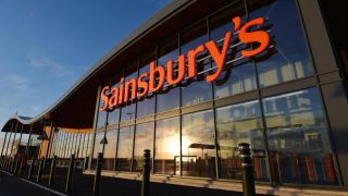 Food delivery: Sainsbury's
