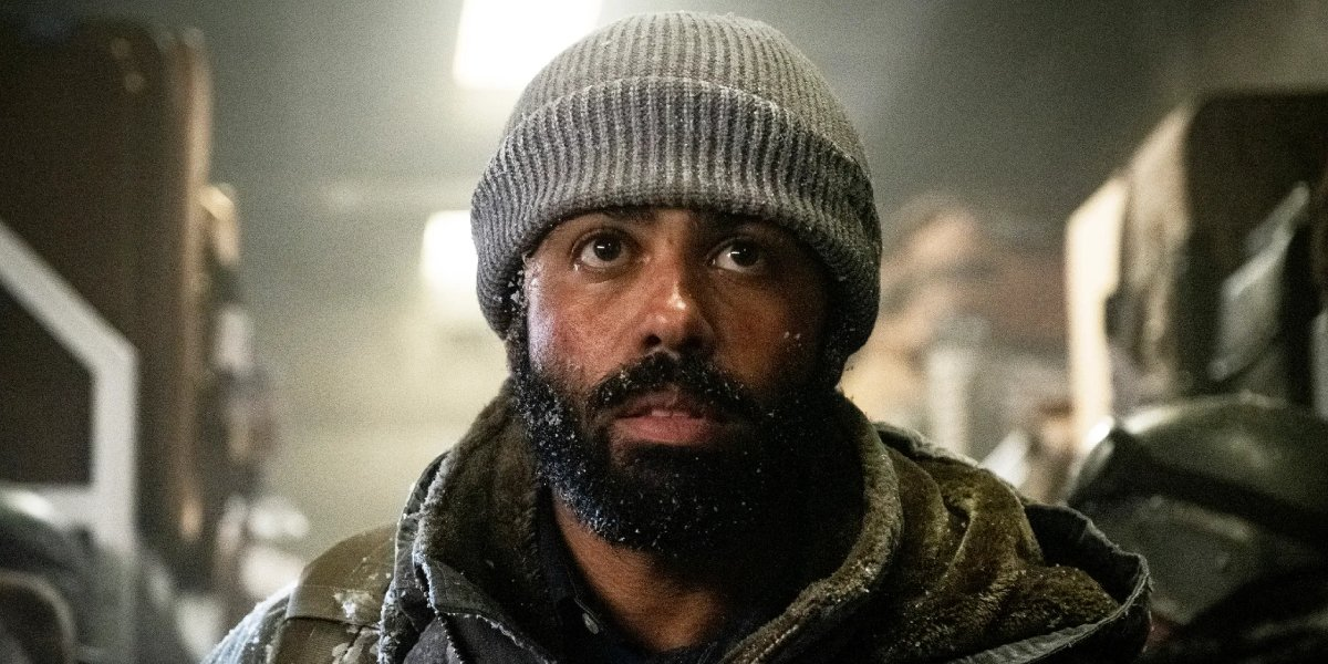 Daveed Diggs on Snowpiercer